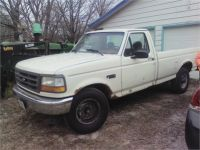 1992 Ford F-250 2WD Truck