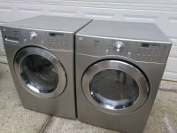 LG Trom Washer Dryer Set