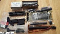 For Sale: AR15 Complete Pistol Kit