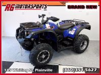 2015 Hisun 700 ATV (Blue)