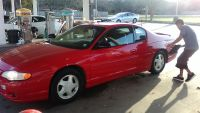 02 Chevy mote Carlo ss 64000 arigenal miles leather interior..3500 obo
