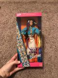 New in Box 1993 - 2nd Edition - Native American Barbie