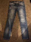Converse The Motocross skinny jeans... size 10... Excellent condition!!