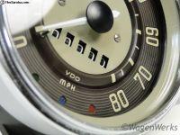 Bus Speedo 1960 & 1961 Rebuilt Speedometer