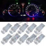 Sell 10X White T10 Spread Light LED Instrument Cluster Panel Light 168 194 158 W5W motorcycle in Milpitas, California, United States
