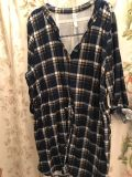 Adorable comfy dress 3x NWT- precious for this weather