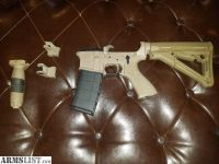 For Sale/Trade: RARE, Factory FDE Smith and Wesson M&P 15 Complete Lower