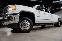 2015 GMC Sierra 3500HD SLT 4X4 Crew LB DRW 6.6L Duramax Diesel 1-owner