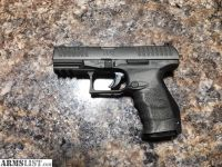 For Sale: WALTHER PPQ M2 9MM TUNGSTEN GRAY $475