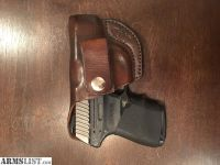For Sale/Trade: Ruger LC9 IWB Leather Holster