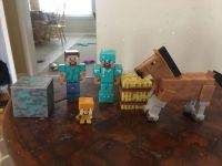 Minecraft toy a lot like new!