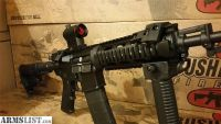 For Sale: AR 15 Rifle Bushmaster Red Dot QRC XM-15