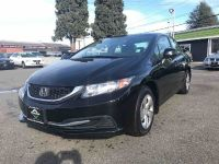 2013 Honda Civic LX Sedan 4D