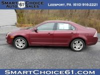 2007 Ford Fusion 4dr Sdn V6 SEL AWD