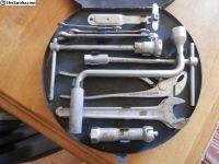 special round hazet toolbox