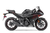 2017 Yamaha YZF-R3 ABS SuperSport Motorcycles Brookfield, WI