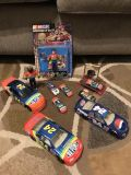 Lot of Jeff Gordon cars and action figures
