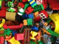 Huge Lego Duplo Lot 25+ Lbs Disney Thomas Safari Zoo And
