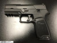 For Sale: Sig Sauer P320 Carry