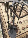 Fire Place Tool Set - Pick up only