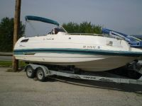1995 Chaparral Sunesta Deck Boats Lancaster, NH