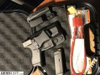 For Sale: Glock 42 with Holster-Ammo