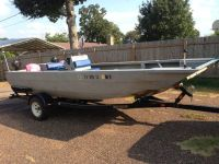 2002 scorpion aluminum jet boat wtt for cj or tj jeep