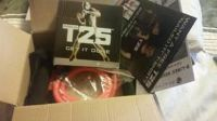 $50, T25 workout DVDs complete set. .