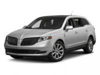 2015 Lincoln MKT EcoBoost (White Platinum Metallic Tri-Coat)