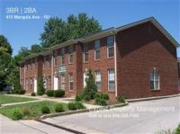 Townhouse Rental - 415 Marquis Ave