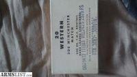 For Sale/Trade: USAMU ammunition