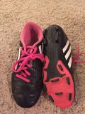 Adidas soccer cleats $3.00