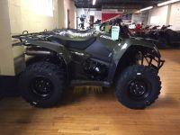 2017 Suzuki KingQuad 400ASi Utility ATVs Palmerton, PA