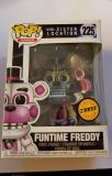 Funtime Freddy Funko Pop Chase Rare Exclusive Limited Edition