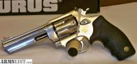 For Sale: TAURUS 941 STAINLESS STEEL IN 22 MAG