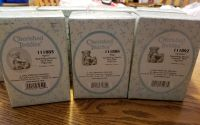 Cherished Teddies in boxes (lot of 7)