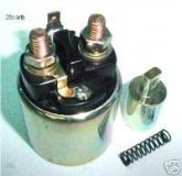 Purchase STARTER SOLENOID NISSAN MAXIMA 200SX STANZA YANMAR JOHN DEERE GATOR TRACTOR motorcycle in Lexington, Oklahoma, US, for US $49.95
