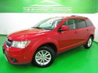 2017 Dodge Journey SXT AWD 3rd 1_Owner_Carfax!