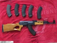For Sale: Norinco MAK-90 Sporter Unfired