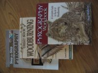 Pyrography & Other craft books