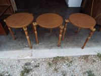 End Tables*Stackable*Wood**Lower Price