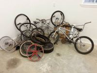 Bicycle Frames and Parts