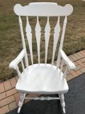 Antique Nicolas and stone co rocking chair