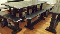 Cathedral Trestle Dining Table