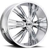 brand new BBY 956   26x9.5 5x115/120 (Chrome) 4 wheels