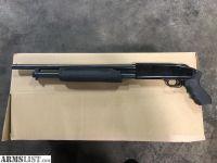 For Trade: Mossberg 500 pistol grip 20 gauge