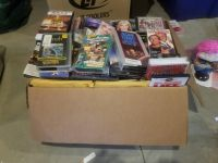 Entire Lot of CDs and some movies