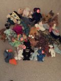Ty Beanie Babies - Approximately 30