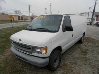 2001 Ford ECONOLINE E150 VAN