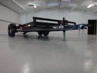 2016 Pull Rite 18' Steel Floor Car Hauler